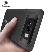 Baseus Charger Case For Samsung Galaxy S8 Plus 5000 5500mAh Power Bank Case External Backup Battery