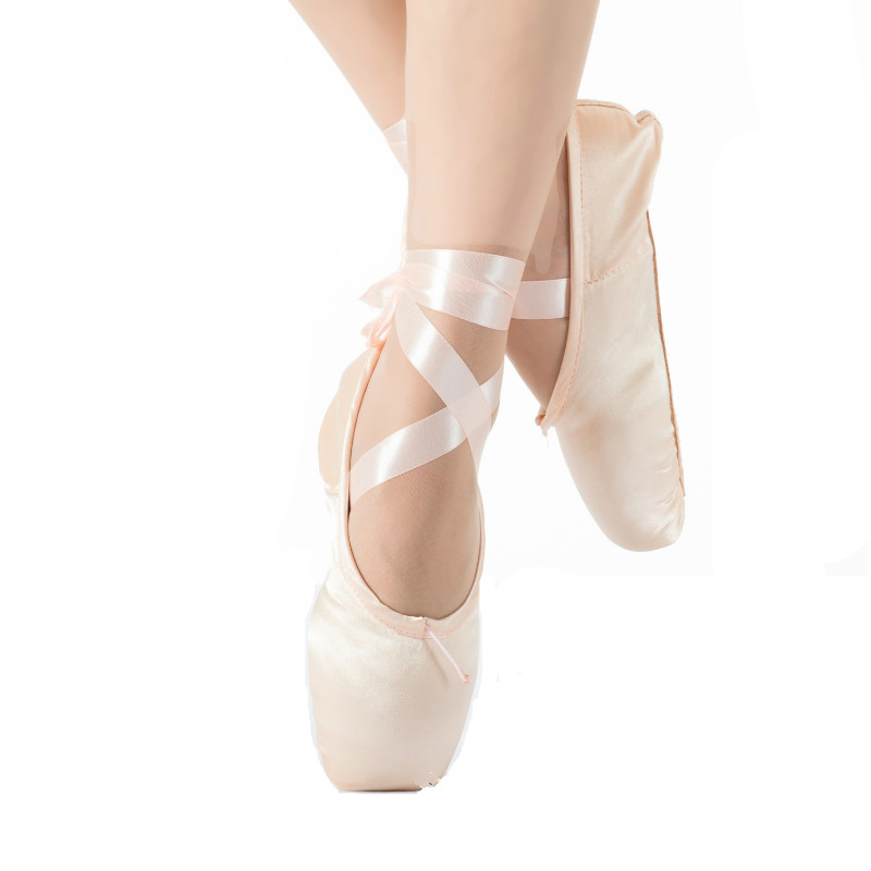 new-ballet-pointe-shoes-satin-upper-with-ribbon-toe-pad-girls-womens-professional-ballet-shoe-dance-