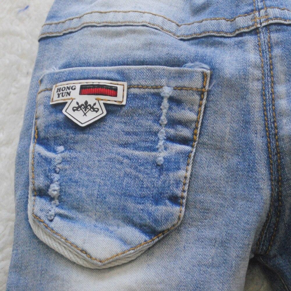 4006 0-2 жастағы балалар джинсы шалбар - Балаларға арналған киім - фото 3