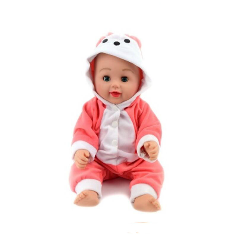 40cm baby silicon reborn feisty elf on shelf Dolls toys boneca for bathing for girls children kid educational plastic small pop ...