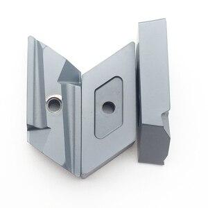 Image 5 - 10 قطعة KNUX 160405 أداة القطع KNUX160405R إدراج أداة تحول الصلب شفرة