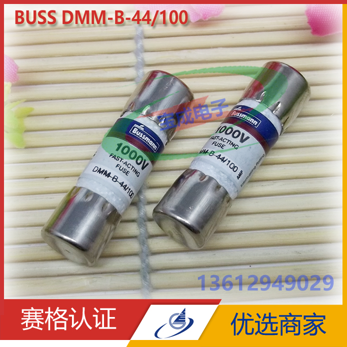 10PCS DMM-44/100  Fluke179189 10*35mm 0.44A 1KV DMM-B-44/100