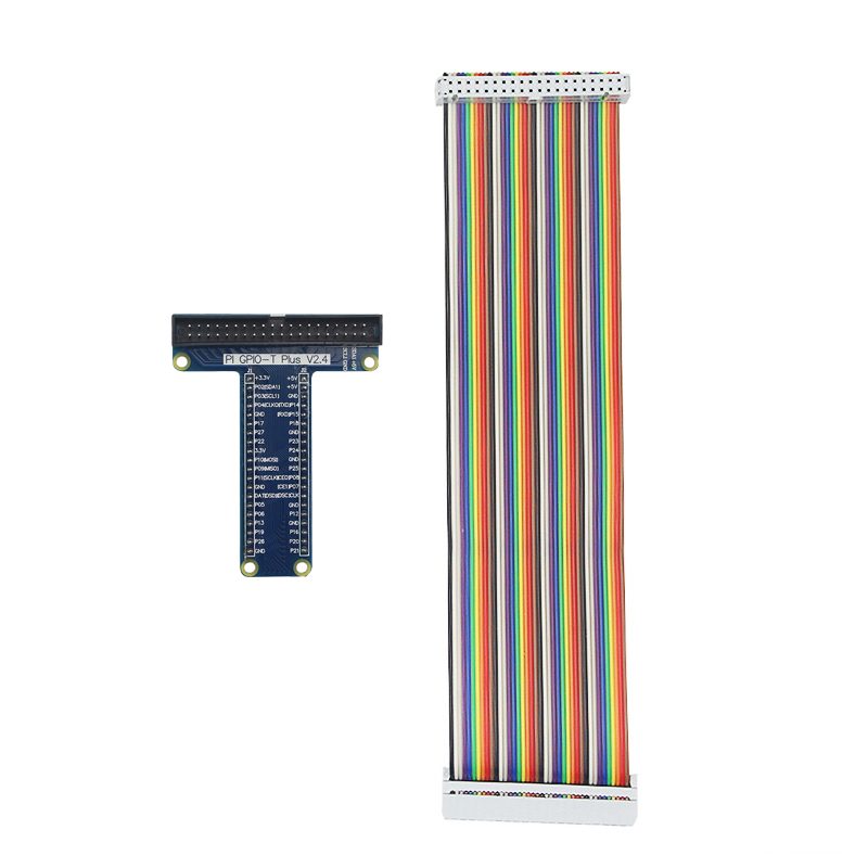 Raspberry <font><b>Pi</b></font> 40pin GPIO Extension <font><b>Board</b></font> + 40 Pin GPIO Cable Adapter Female to Female compatible for <font><b>Orange</b></font> <font><b>Pi</b></font> Raspberry <font><b>Pi</b></font> 4/<font><b>3</b></font> image