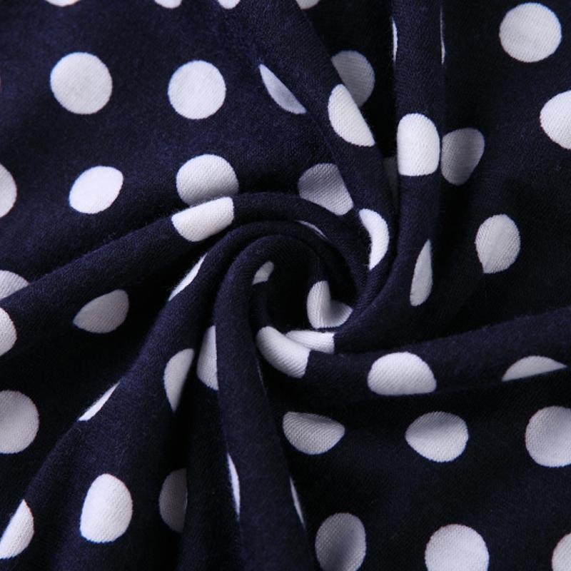 Női irodai ruha Újdonságok Divat Pöttyös Karcsú női ceruza - Női ruházat - Fénykép 6
