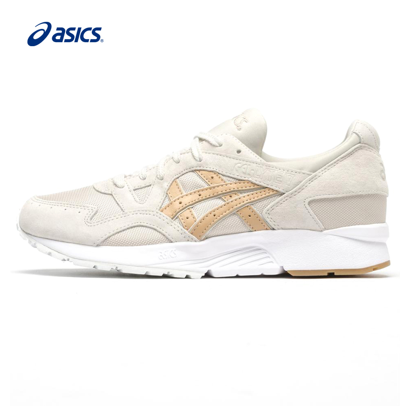 Original ASICS Women Shoes Cushioning Breathable Running Shoe Leisure Retro Sports Shoes Anti-Slippery Sneakers Leisure outdoor