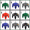 Hot Wired USB Game Wired Joystick Controller Gamepad For Nintendo For Gamecube N64 Style PC Mac