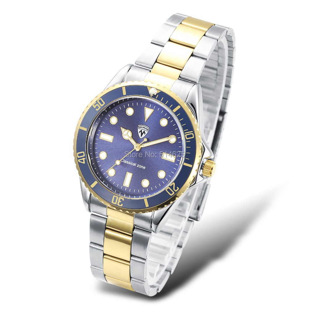 2017 Hot Men Watches Top Brand Luxury Wristwatches Waterproof Men Stainless Steel Casual Watch Relogio Masculino Fashion Hours 2016 hot sale top brand ailang luxury men watches casual fashion waterproof stainless steel wristwatches mechanical watch