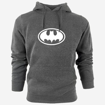 Sweat Capuche Hip Hop Logo Batman