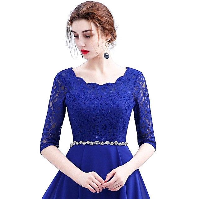 Online Shop 2017 Custom Made Elegant Black Winter Evening Dresses ...