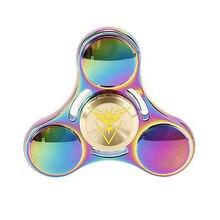 Tri-Spinner EDC Fidget Spinner Focus Toy Fingertip Gyro Instinct Team