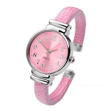 Women's Fashion Style Relogio Quartz Analog Wrist Watch,Cuff Bracelet Band Watch Relojes