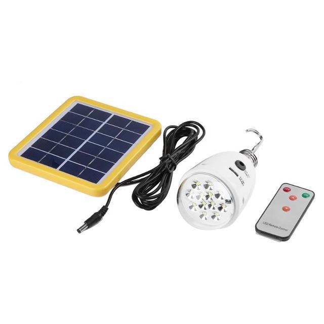 12LED Solar Light Remote Control Adjustable Solar L& Outdoor Home Emergency Bulb Multifunction C&ing Tent Lights  sc 1 st  AliExpress.com & 12LED Solar Light Remote Control Adjustable Solar Lamp Outdoor ...