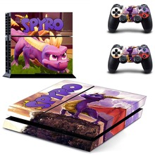 Spyro The Dragon PS4 Skin Sticker