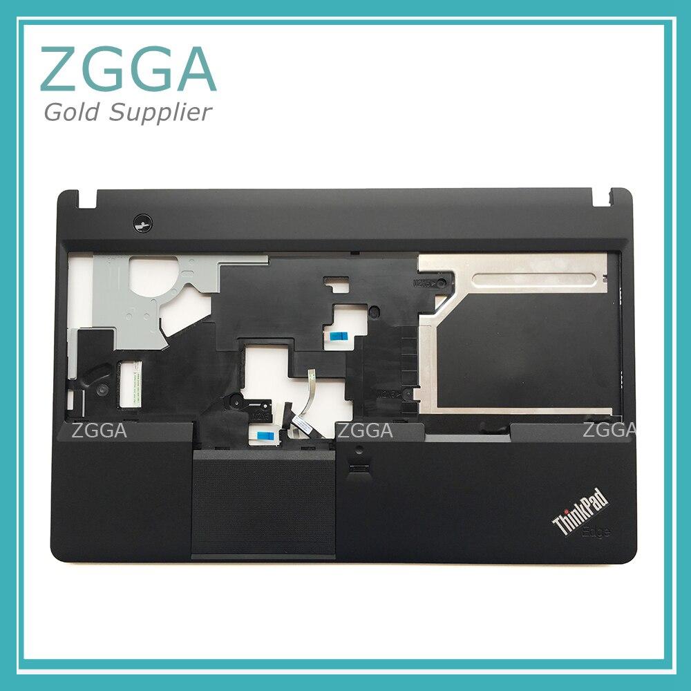 Original for Lenovo ThinkPad E530 E535 Palmrest Keyboard Bezel Upper Case with Touchpad Fingerprint 15W FPR Pl Cover 04Y1206 цена