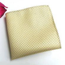 Classic Men's 100% Silk Wedding Party Banquet Ties & Handkerchief Set