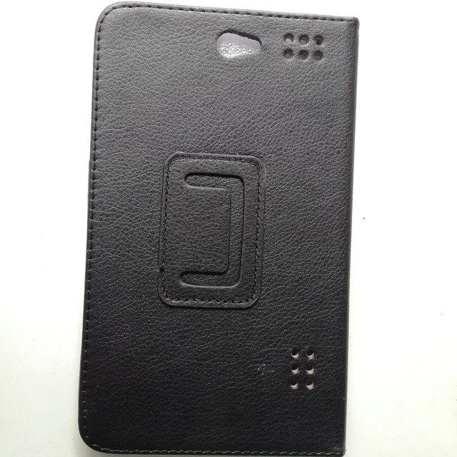 Myslc кожаный чехол для Digma Plane 7700 T 7 дюймов планшет из искусственной кожи крышка корпуса Folio
