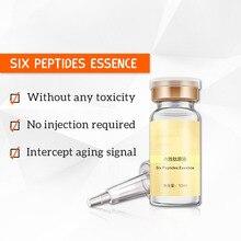 Liusheng peptide stock solution wrinkle tightening hydrating anti-allergic hyaluronic acid liquid head lifting method
