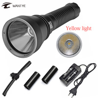 Underwater 100M XHP70 Diving Flashlight 18650 26650 Light Torch Lamp 6000LM Waterproof Scuba Flashlight Dive Flash Light