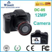 32GB 12MP 720P dlsr camera with 4x digital zoom 0.3MP CMOS Sensor Mini Camera Camera Fotografica