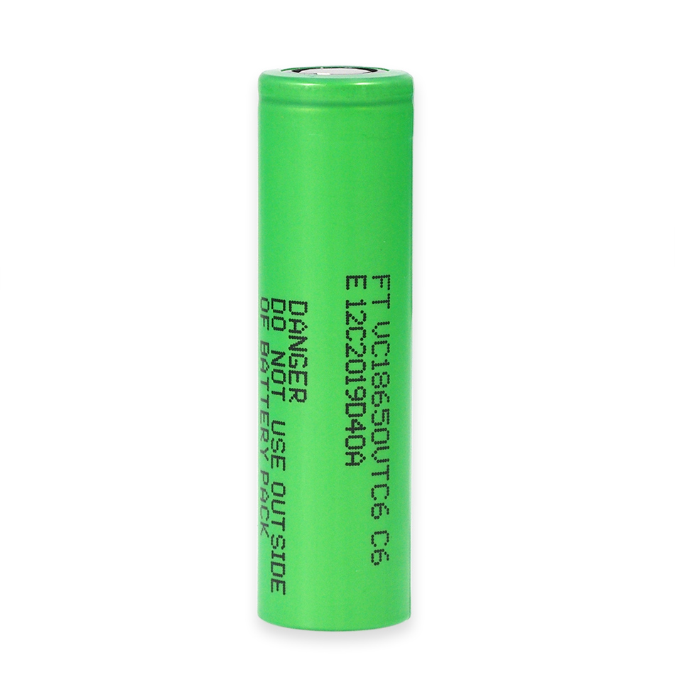 1 pcs. Varicore VTC6 <font><b>3.7</b></font> <font><b>V</b></font> 3000 mAh 18650 Li-Ion Battery 30A Discharge US18650VTC6 Flashlight E-cigarette Battery Tools image