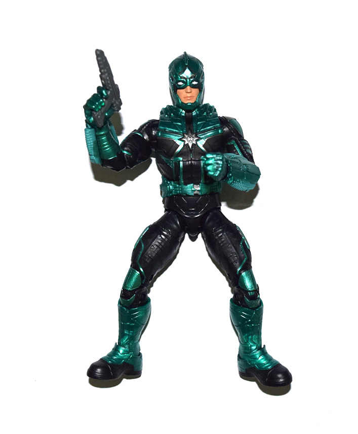 "Marvel Legends Starforce Commander Марвел Капитан кри Sentry BAF Серия 6 ""свободная фигурка"