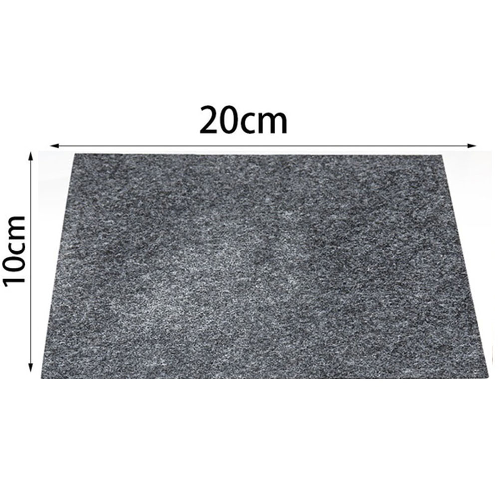 Vehemo 20X10 cm. Fix clear car scratch rag polishing cloth for car light paint scratch Remover scuffs on the surface repair universal ...