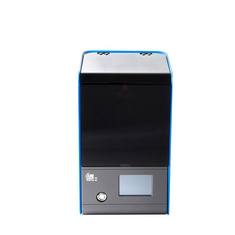 Imprimante 3D à LD-001 photopolymérisable 3.5 pouces écran tactile couleur impression hors ligne résine impression 3D