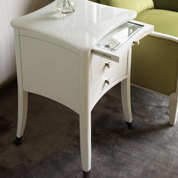 Feibo américa minimalista de madera maciza muebles muebles del ...