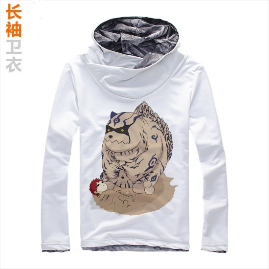 Naruto Anime Clothes Sweater Tailed Beast Nine One In Costumes From Novelty Special Use On Aliexpress