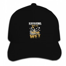 Print Custom Baseball Cap Hip Hop Men Kayaking Kayak Boat Canoe Paddle Women Hat Peaked cap(China)