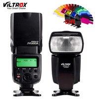 VILTROX JY 680A Universal Camera LCD Flash Speedlite for Canon 1300D 1200D 760D 750D 80D 5D IV 7D Nikon 7200D 5500D 5D 610D 750D