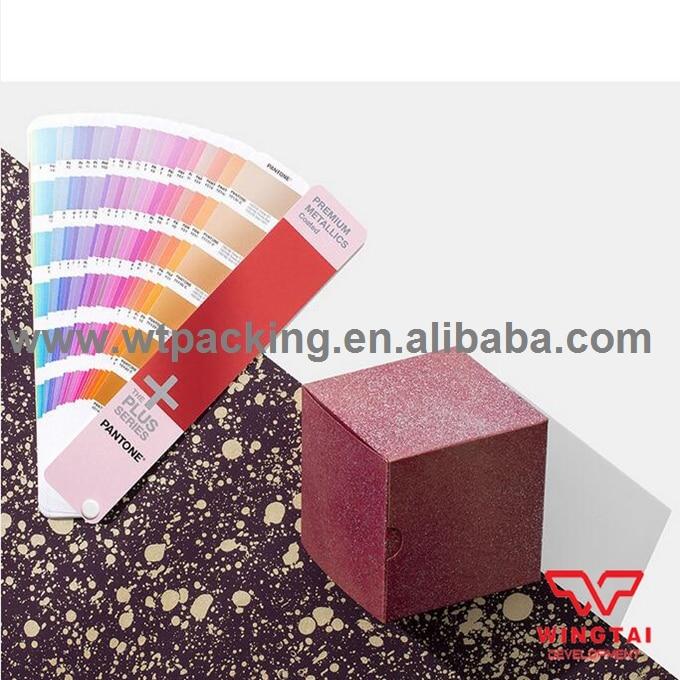 PANTONE Premium Metallics Coated Color Chart GG1505