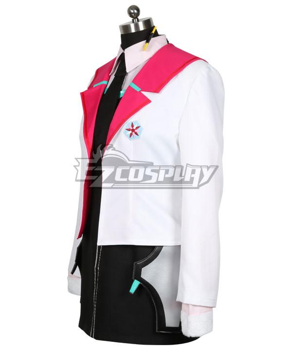 Gakusen Toshi Asterisk Seidoukan Academy Sasamiya Saya Cosplay Costume E001