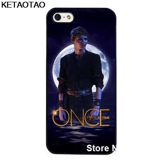 KETAOTAO Peter Pan Once Upon a Time Phone Cases for iPhone 4S 5C ...