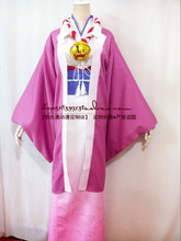 Anime Gugure! Kokkurisann Kokkuri san Kohina Ichimatsu las mujeres kimono Japonés Dios de Fox cosplay traje de halloween