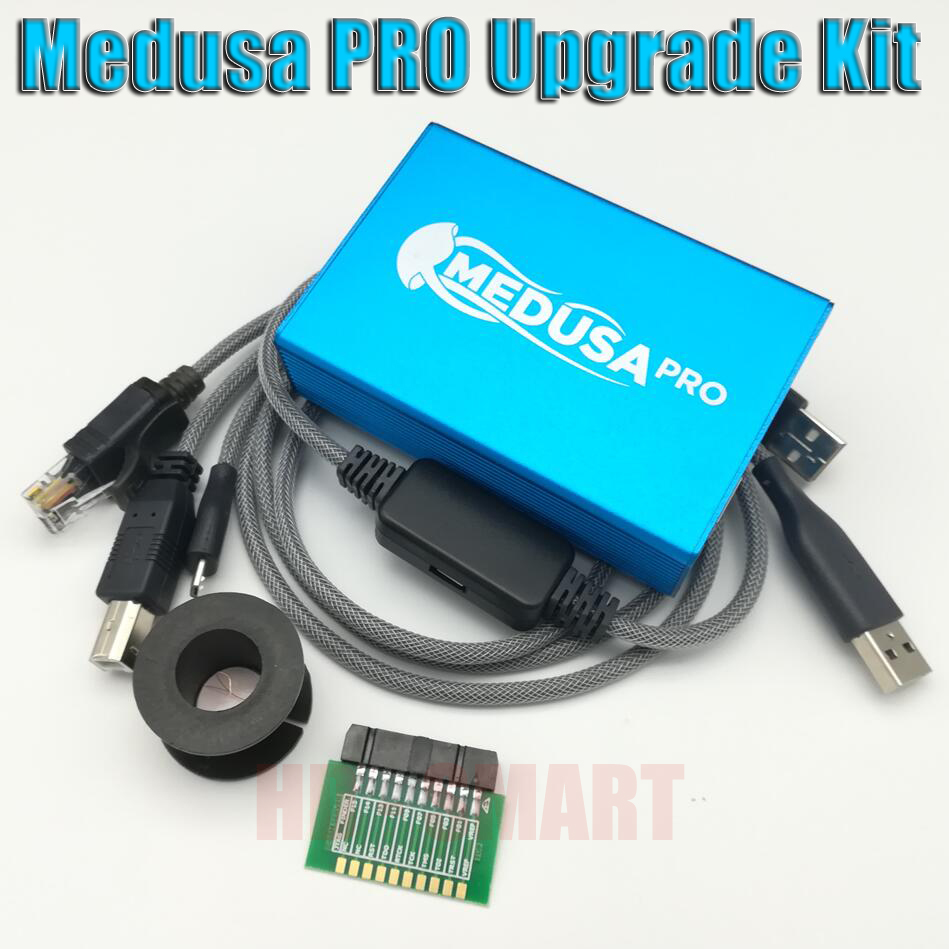 100% Original Medusa Box Medusa PRO Upgrade Kit  Please Be Aware, The Following Kit Does NOT Include Smart Card And Activation.
