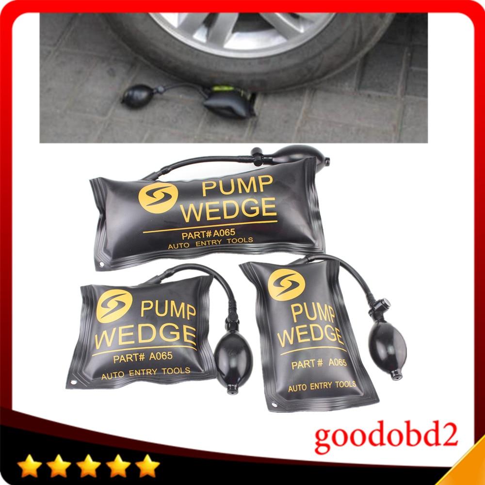 Car tools Pump Wedge Air Wedge Auto Entry Tools Airbag Car Window door Ferramentas protect the