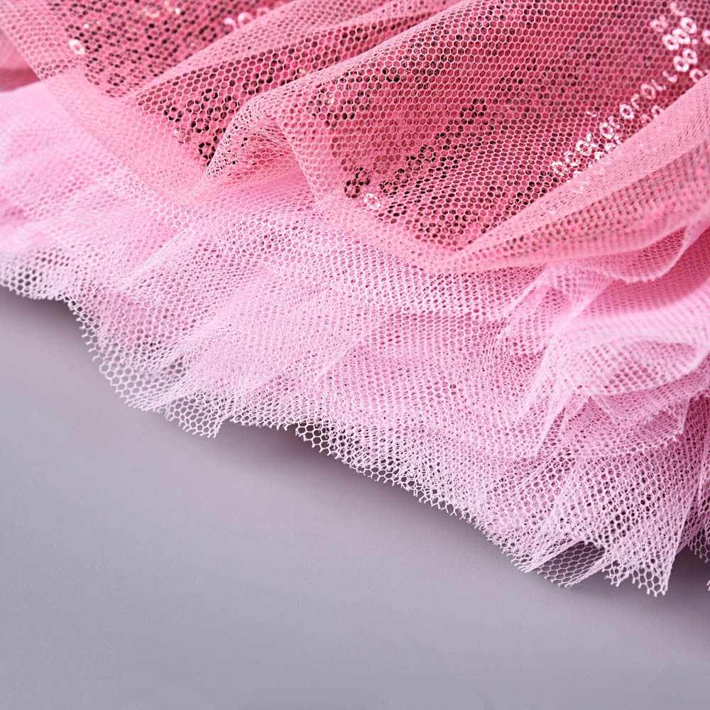 Bebé tutú fiesta danza Ballet niñas niños Bling traje falda + diadema Floral conjunto niñas falda tutú faldas falda de arco iris
