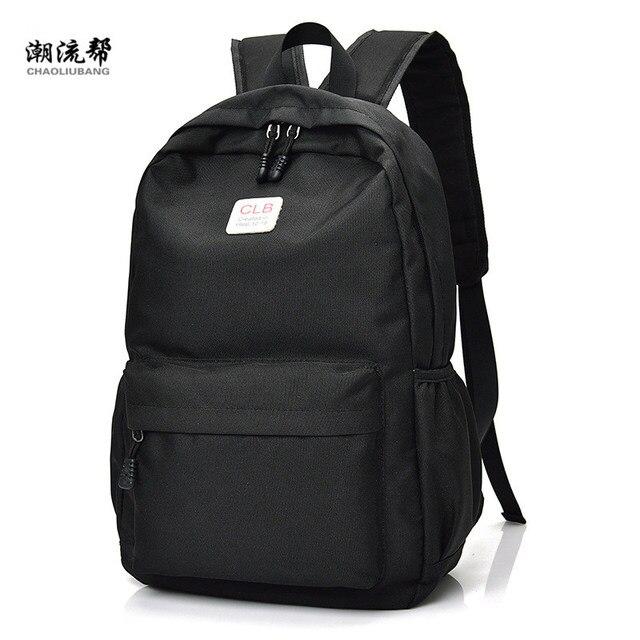 2018 Direct Selling Leather Backpack Mochilas Quality Backpack Woman Cute School Teenage Girl Boy Retro Laptop Bag Big Capacity