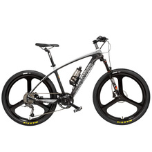 Ebike Frame Electric-Bicycle Carbon-Fiber 26inch Battery 36V 400W Lightweight Pedal S600