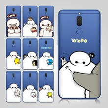 Cute Baymax Case for Coque Huawei Mate 10 Lite P Smart Case for Huawei P8 P9 lite P10 lite P8 lite P10 Plus Mate10 Pro Case цена