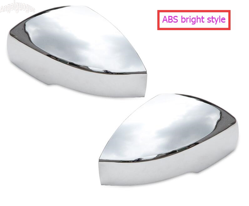 ABS Fashion Side Rearview Mirror Trim For Discovery 4 2014-16  Range Rover Sport