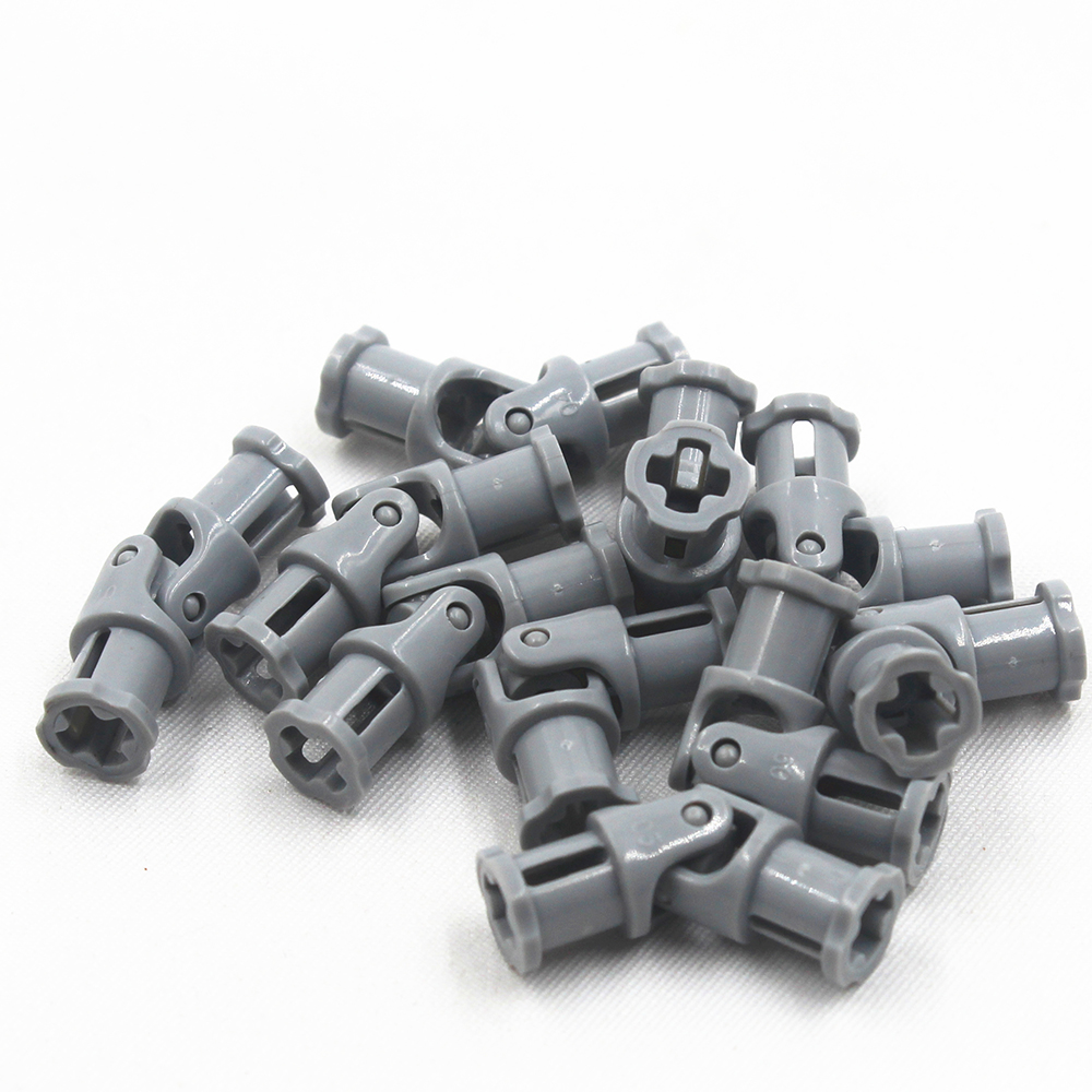 Building Blocks BulkTechnic Parts 10pcs  UNIVERSAL JOINT Compatible With Lego For Kids Boys Toy