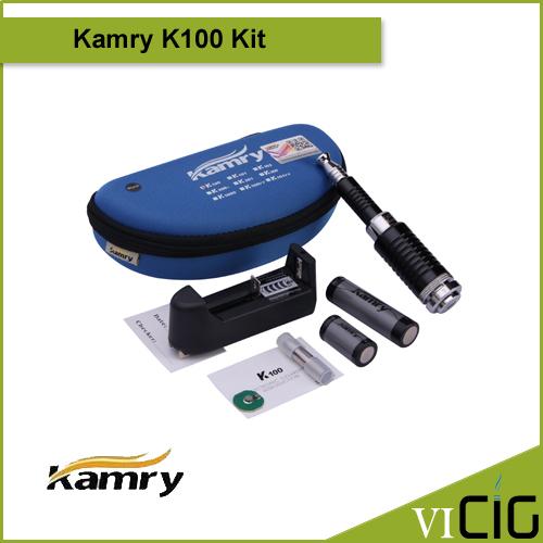 Original kamry k100 mod mecánica cigarrillo electrónico ego con batería recargable 900 mah 2200 mah kit k100 atopmizer