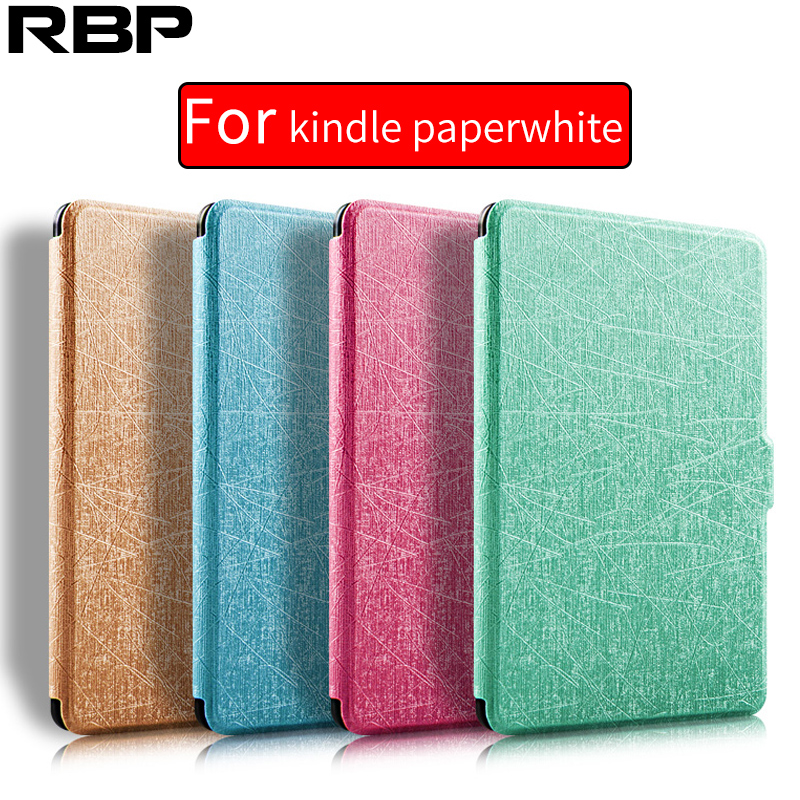 RBP tab case For kindle paperwhite 123 clamshell funda paperwhite kindle case multipad cover Fit Amazon