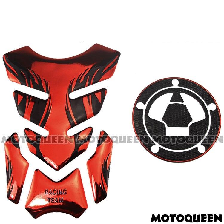3D tank pad protector sticker FOR Kawasaki Ninja ZX-6R 636 10R 12R 14R ZZR1400
