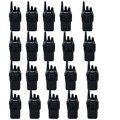 20 pcs Retevis H-777 Walkie Talkie UHF 400-470MHz Hf Transceiver 16CH Handy Two Way Radio Portable cb Radio Comunicador A9105A