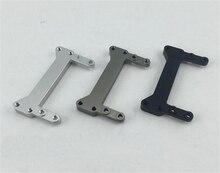 1pc FPV RC Model Accessories Metal Servo Frame Bracket for Tamiya 1/14 Tractor Excavator Truck Steering Gear Mount Seat