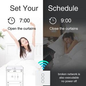 Image 5 - Tuya Smart Life interruttore per tende WiFi per tapparelle motorizzate elettriche, Google Home, Amazon Alexa Voice Control