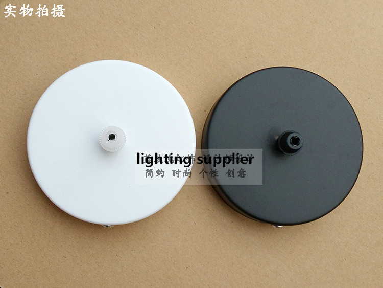 Diameter 100mm FREE Shipping Ceiling Rose Ceiling Canopy For DIY Pendant Light Wall Sconce Mount Ceiling L& Base-in Industrial Lighting from Lights ... & Diameter 100mm FREE Shipping Ceiling Rose Ceiling Canopy For DIY ...